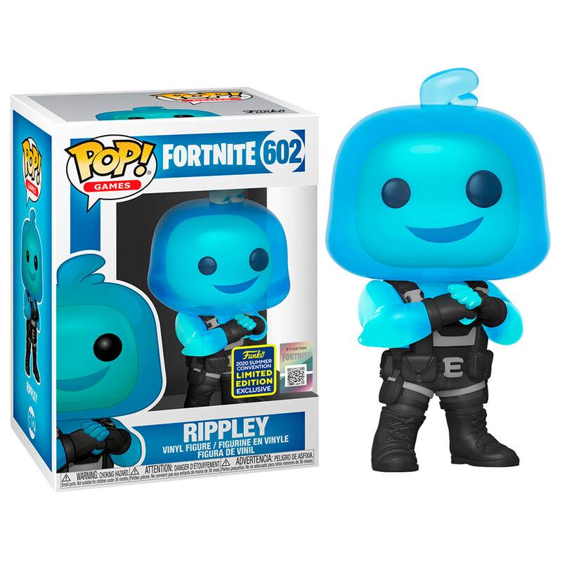 Figura POP Fortnite Rippley Excusive 889698498166