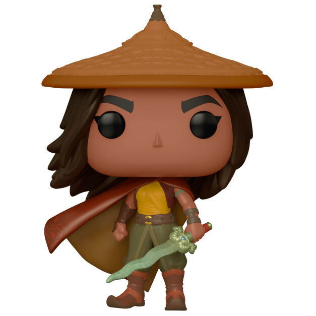 Funko POP o Figura POP Disney Raya and the Last Dragon Raya
