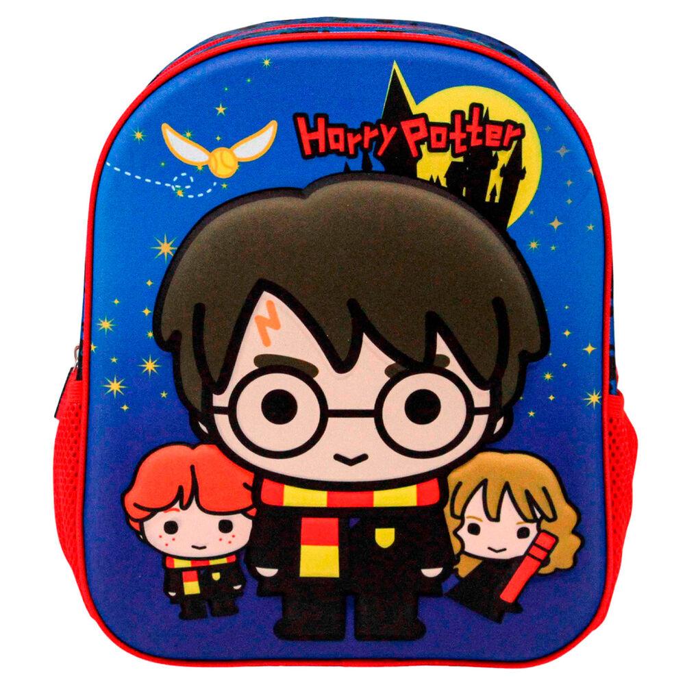 Mochila 3D Harry Potter 31cm 8445118015980