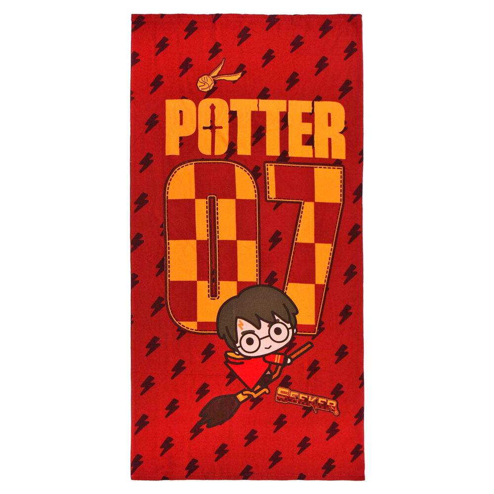 Toalla Quidditch Harry Potter microfibra 8427934520756