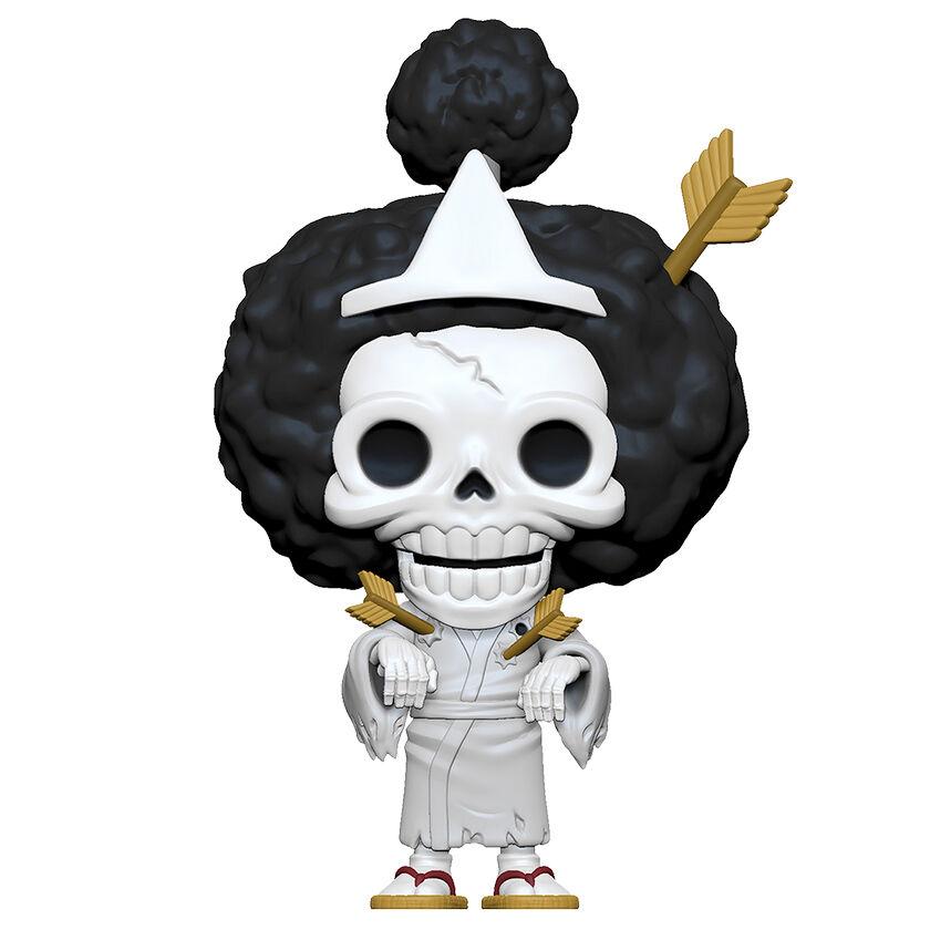 Pre-pedido Funko POP o Figura POP One Piece Brook
