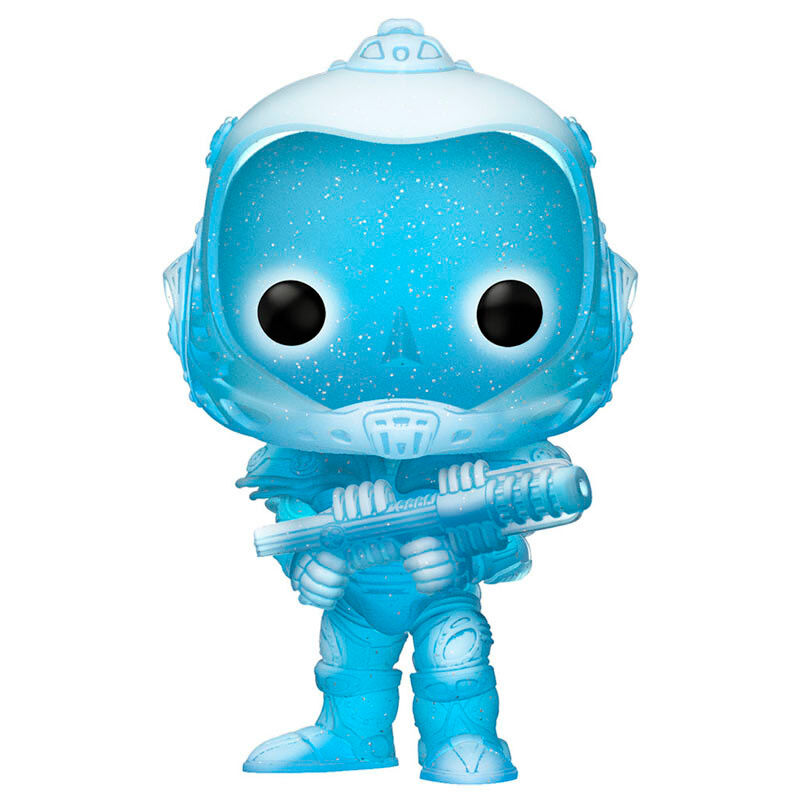 Figura POP DC Comics Batman & Robin Mr. Freeze Exclusive