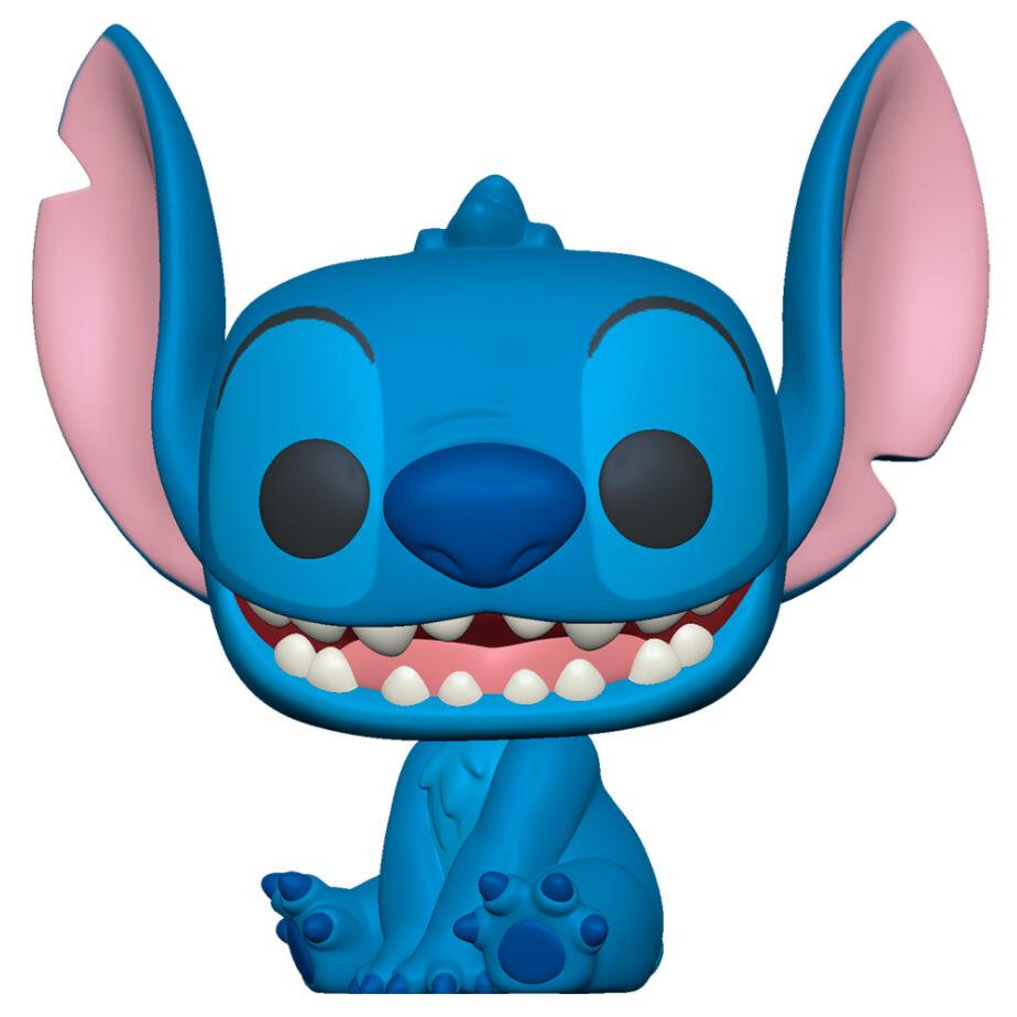 Figura POP Disney Lilo and Stitch - Smiling Seated Stitch 889698556170