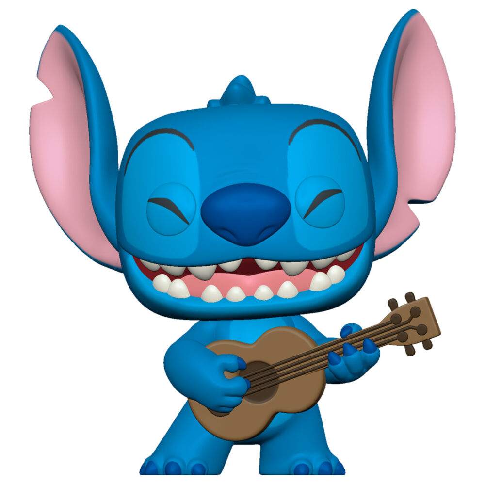 Figura POP Disney Lilo and Stitch - Stitch with Ukelele 889698556156