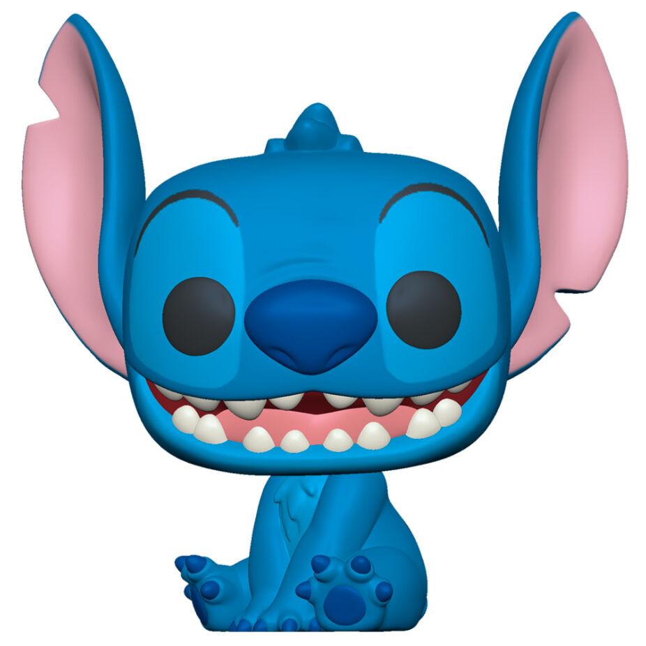 Figura POP Disney Lilo and Stitch - Stitch 25cm 889698556187