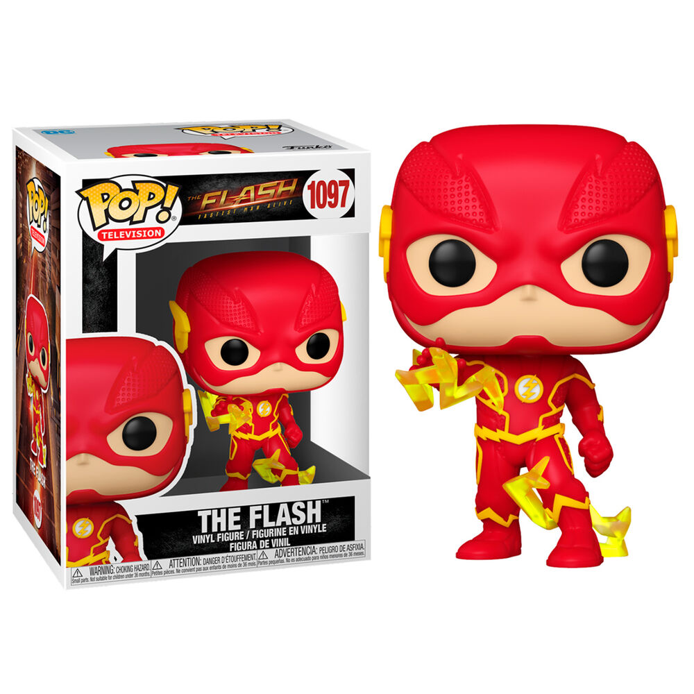 Funko POP o Figura POP DC Comics The Flash - The Flash