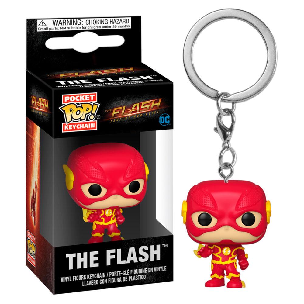 Llavero Pocket POP DC Comics The Flash - The Flash 889698520225