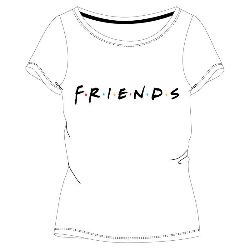 Camiseta Friends adulto mujer TALLA XL