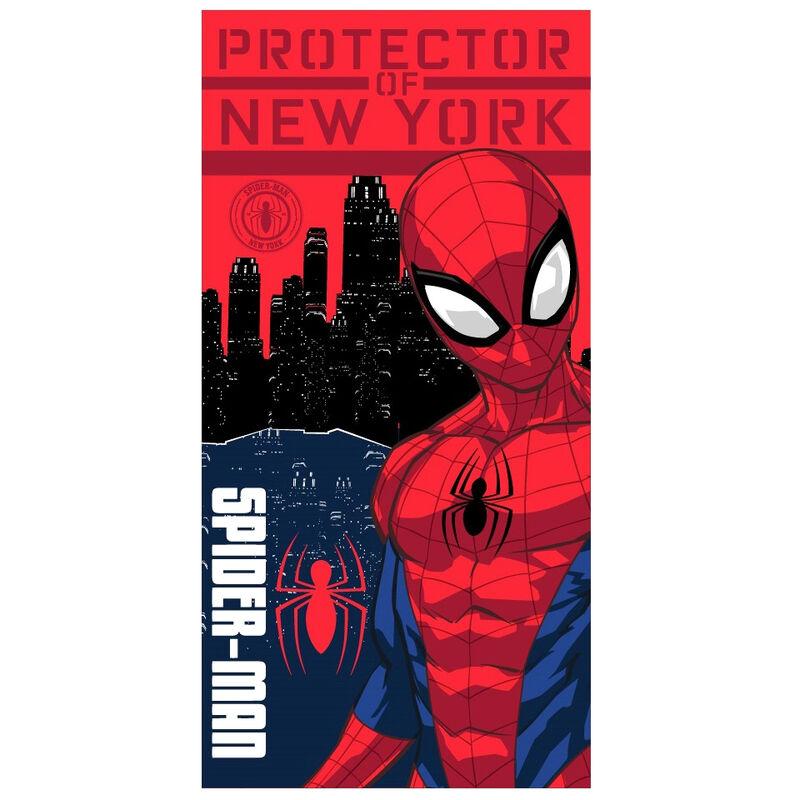 Toalla Spiderman Marvel microfibra 5901854875187