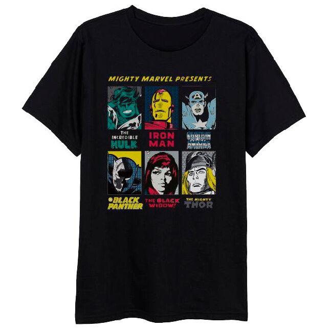 Camiseta Vengadores Avengers Marvel TALLA L