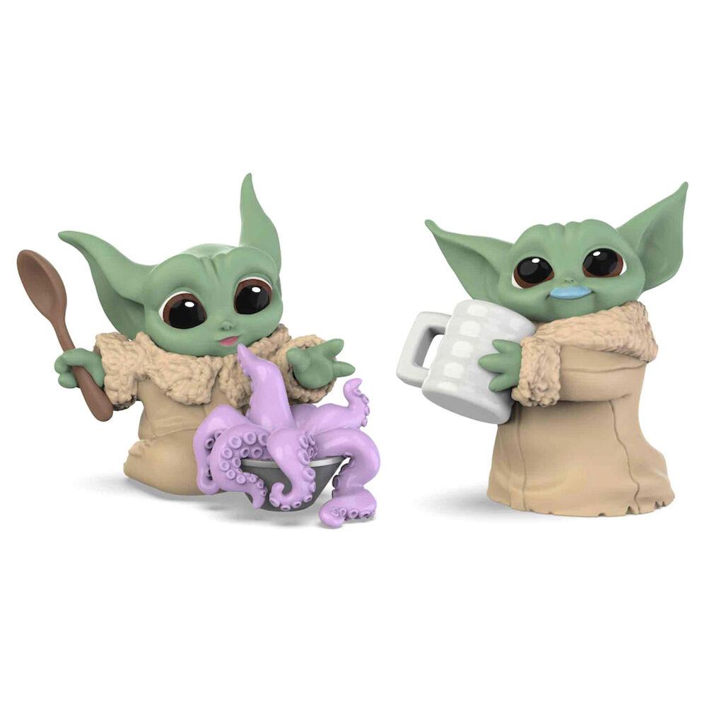 Pack 2 figuras Yoda The Child The Mandalorian Star Wars 5010993884353