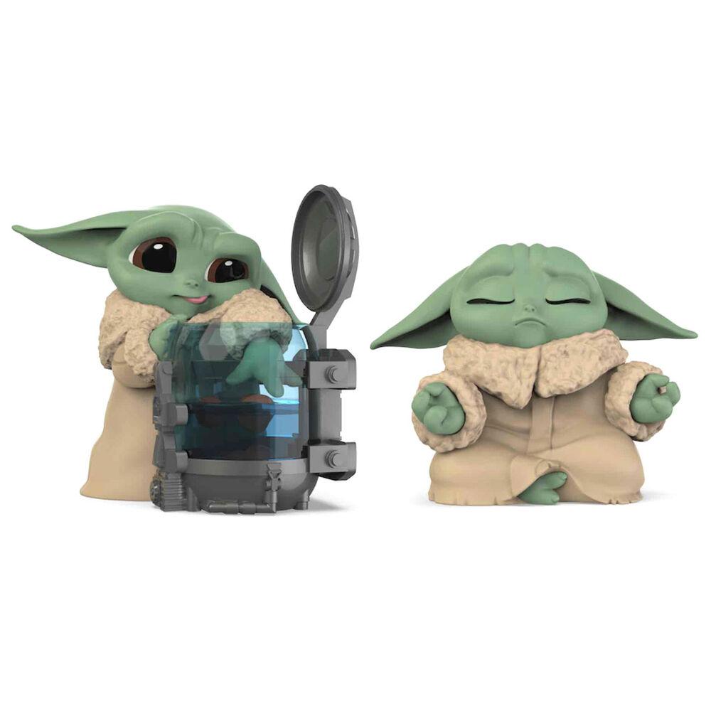 Pack 2 figuras Yoda The Child The Mandalorian Star Wars 05010993884391