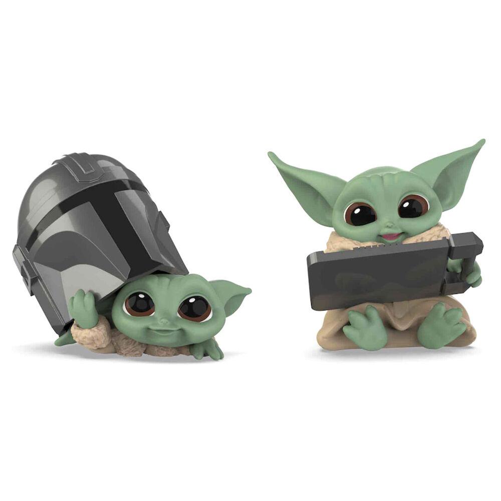 Pack 2 figuras Yoda The Child The Mandalorian Star Wars 5010993885510