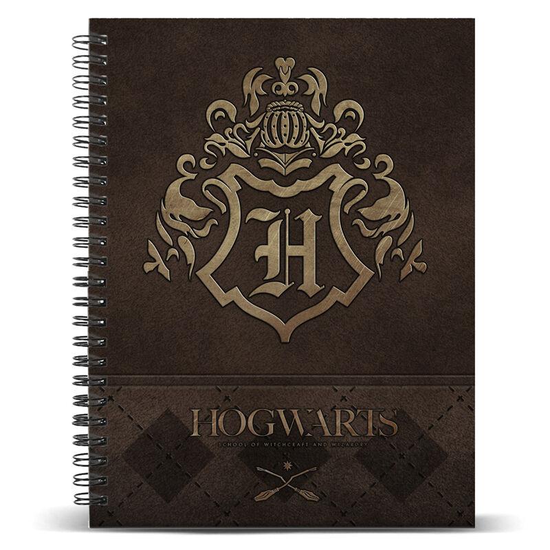 Cuaderno A5 Hogwarts Harry Potter 8445118023886