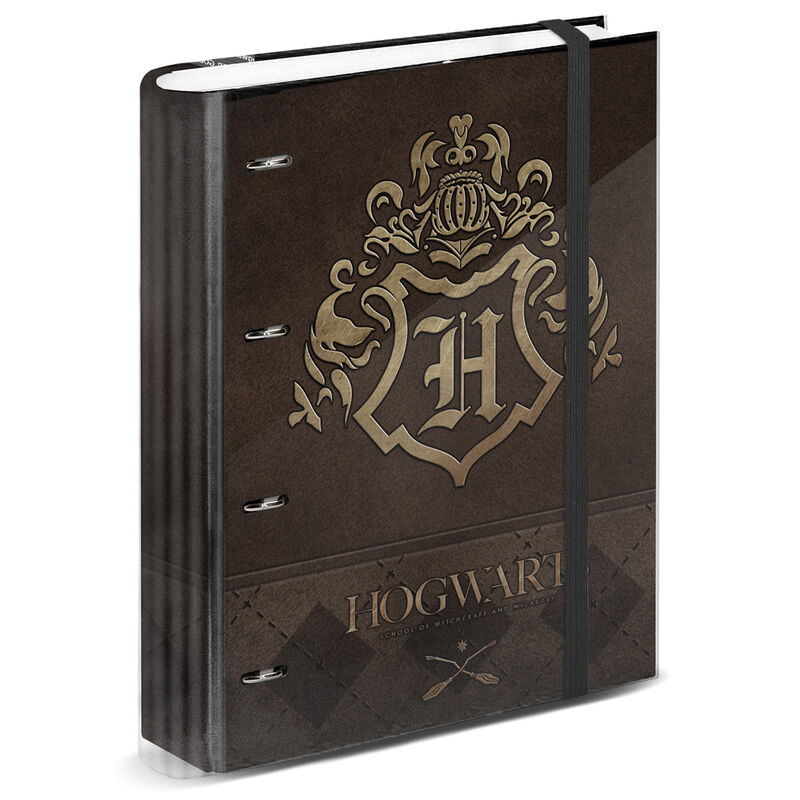 Carpesano A4 Hogwarts Harry Potter 8445118023893