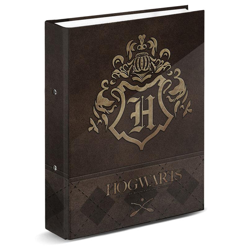 Carpeta A4 Hogwarts Harry Potter anillas 8445118023909