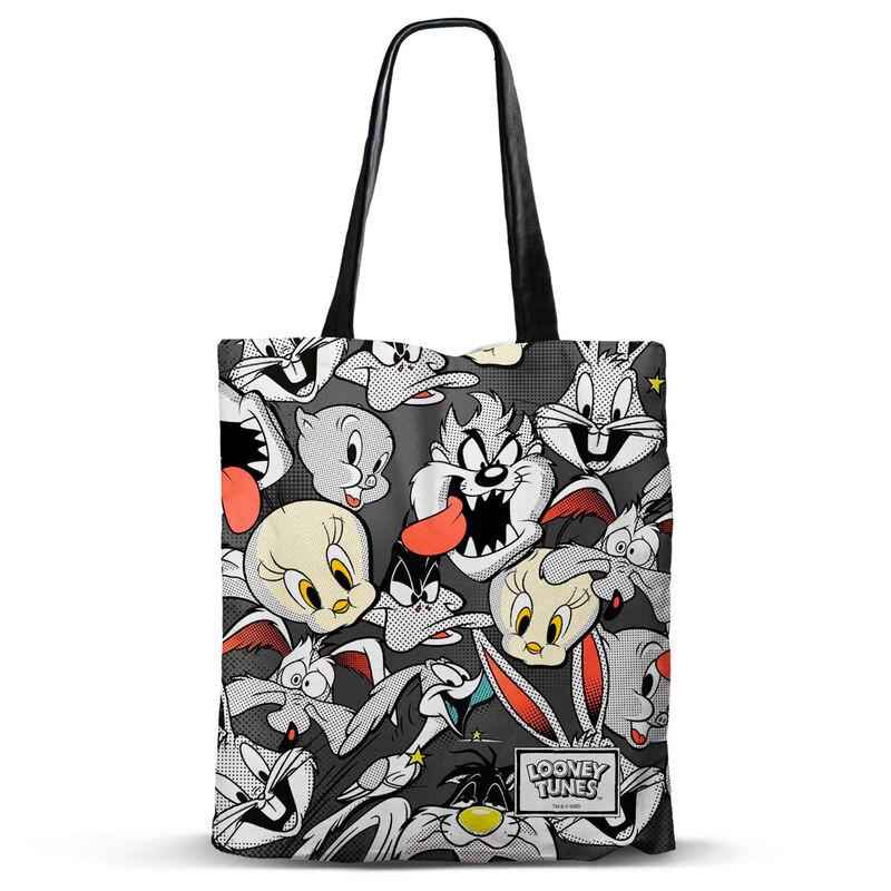 Bolso Shopping Folks Looney Tunes 8445118023251