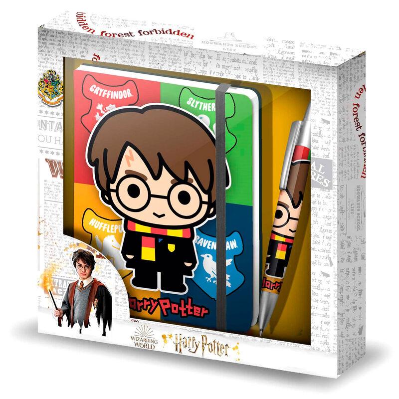 Diario + boligrafo Wizard Harry Potter 8445118021615