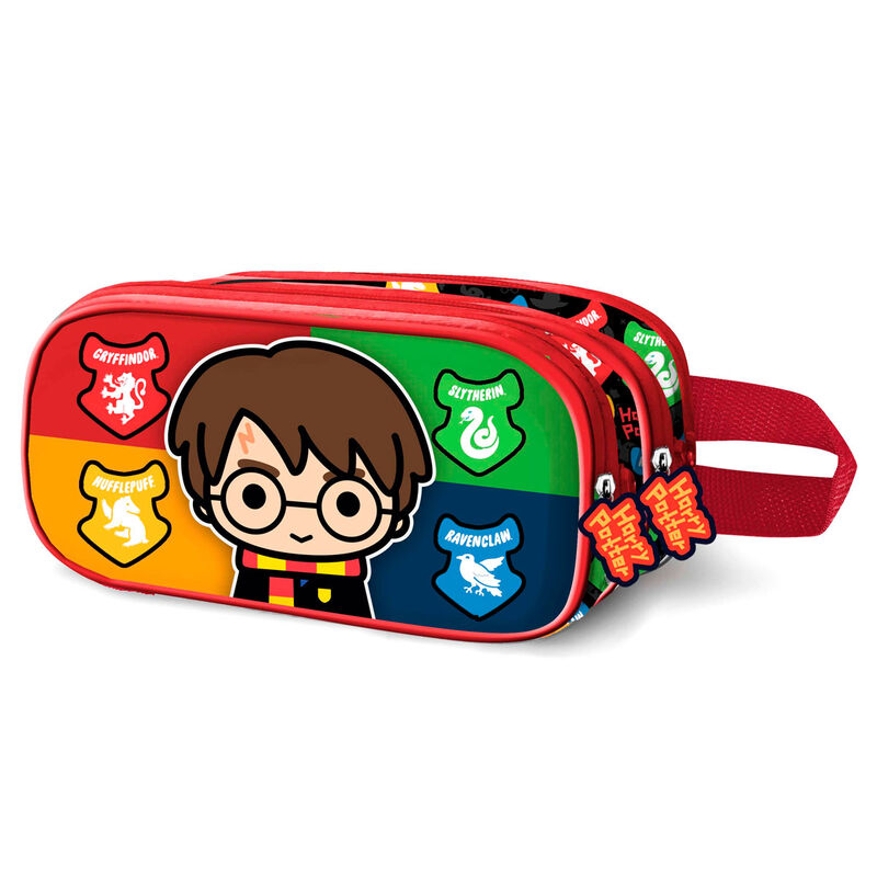 Portatodo 3D Wizard Harry Potter doble 8445118021165