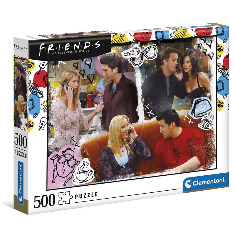 Puzzle Friends 500pzs 8005125350902