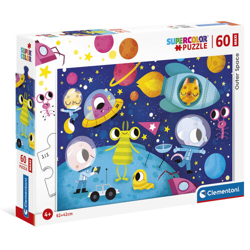 Puzzle-ფაზლი კოსმოსი/კოსმიური სივრცე 60 ნაწილიანი