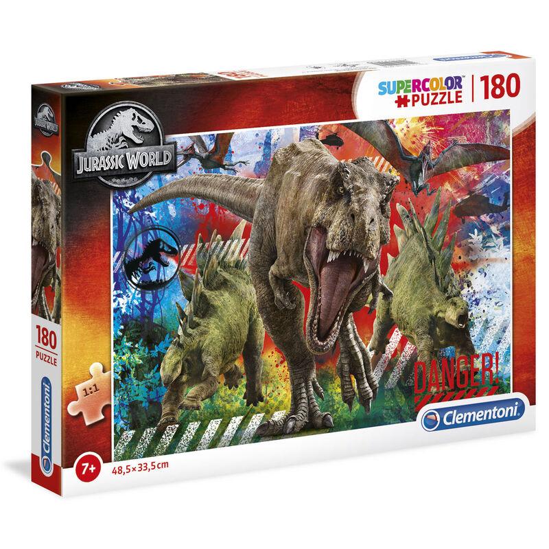 Puzzle Jurassic World 180pzs 8005163291069