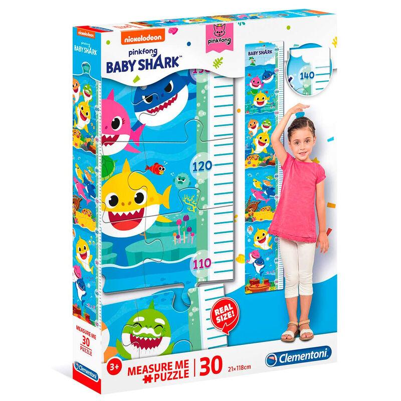 Puzzle Measure Baby Shark 30pzs 8005125203406