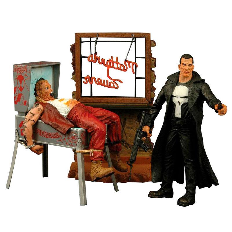 Figura Punisher Marvel Select 18cm 699788107553