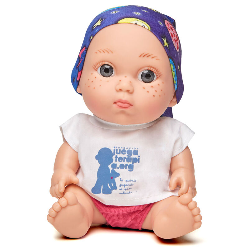 Muñeco Baby Pelon Paula Echevarria 8427614001490