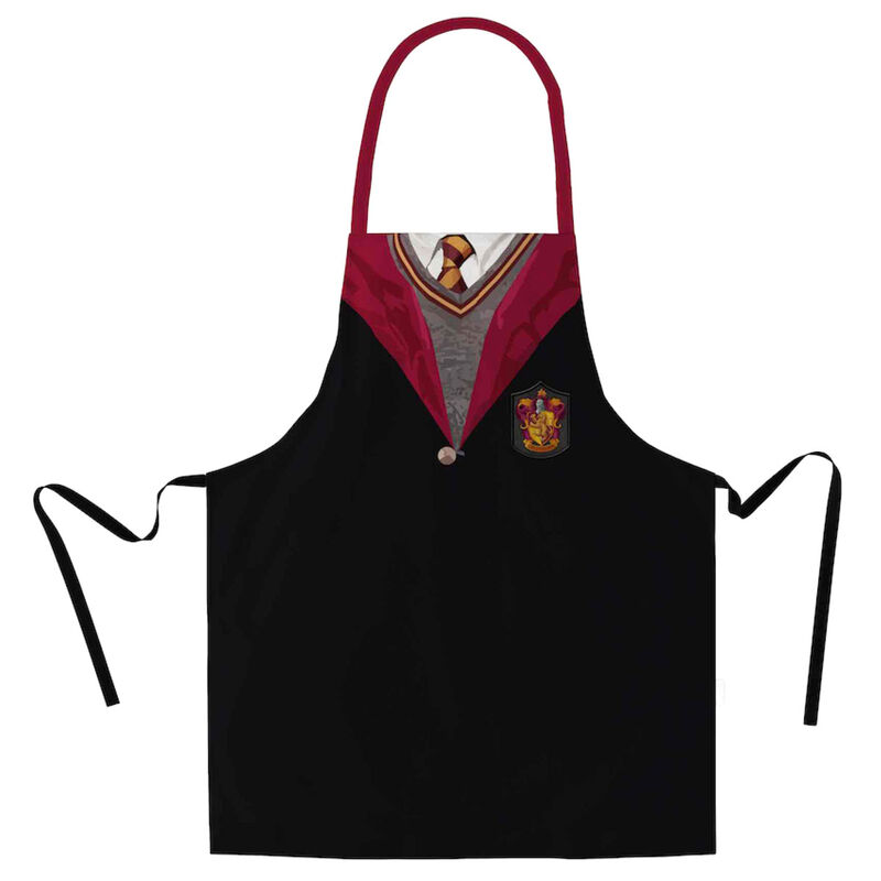 Delantal Uniforme Gryffindor Harry Potter 8435450243318