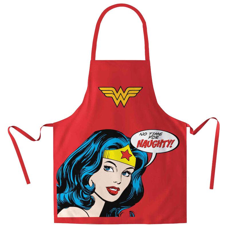 Delantal Wonder Woman DC Comics 8435450243370