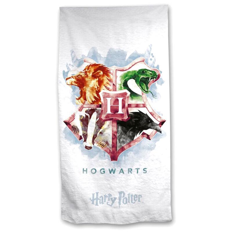Toalla Hogwarts Harry Potter algodón