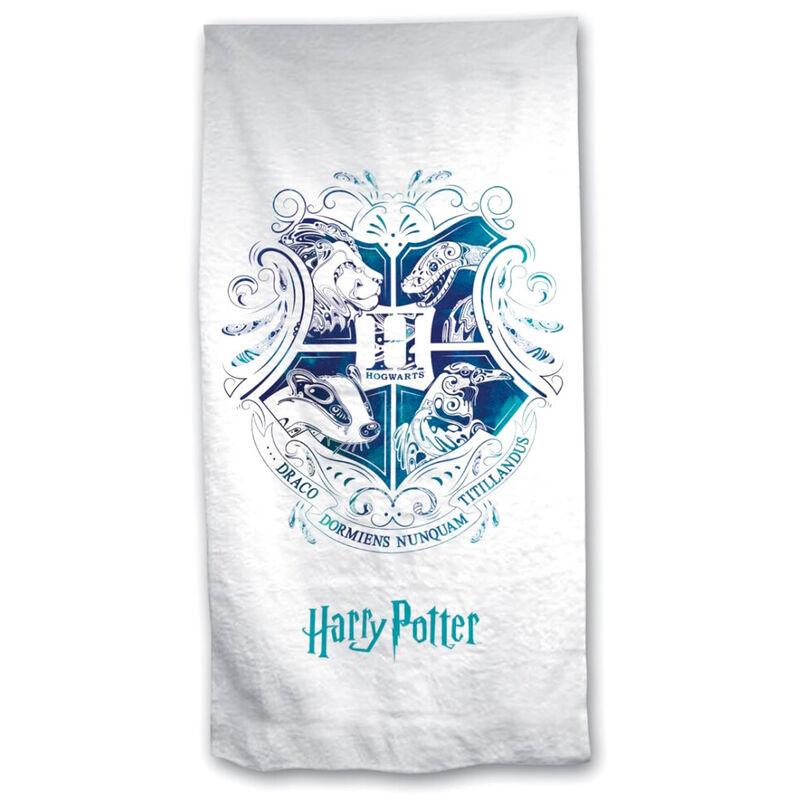 Toalla Hogwarts Harry Potter Draco algodón