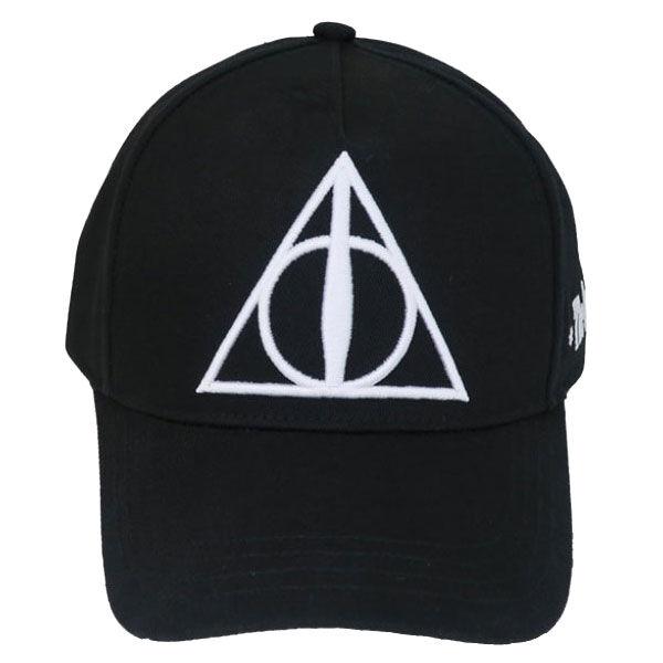 Gorra Deathly Hallows Harry Potter 8435073747378