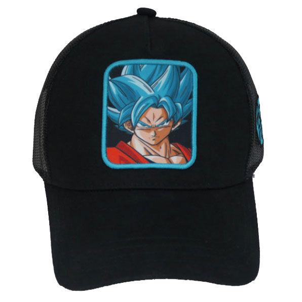 Gorra Goku Super Saiyan God Dragon Ball Z 8435073747439