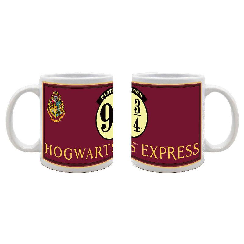 Taza Hogwarts Express Harry Potter 8435073747484