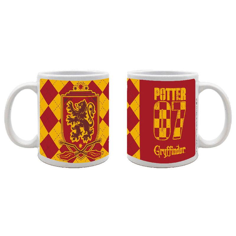 Taza Gryffindor Harry Potter 8435073747491