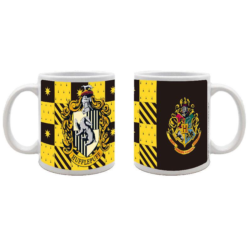 Taza Hufflepuff Harry Potter 8435073747521