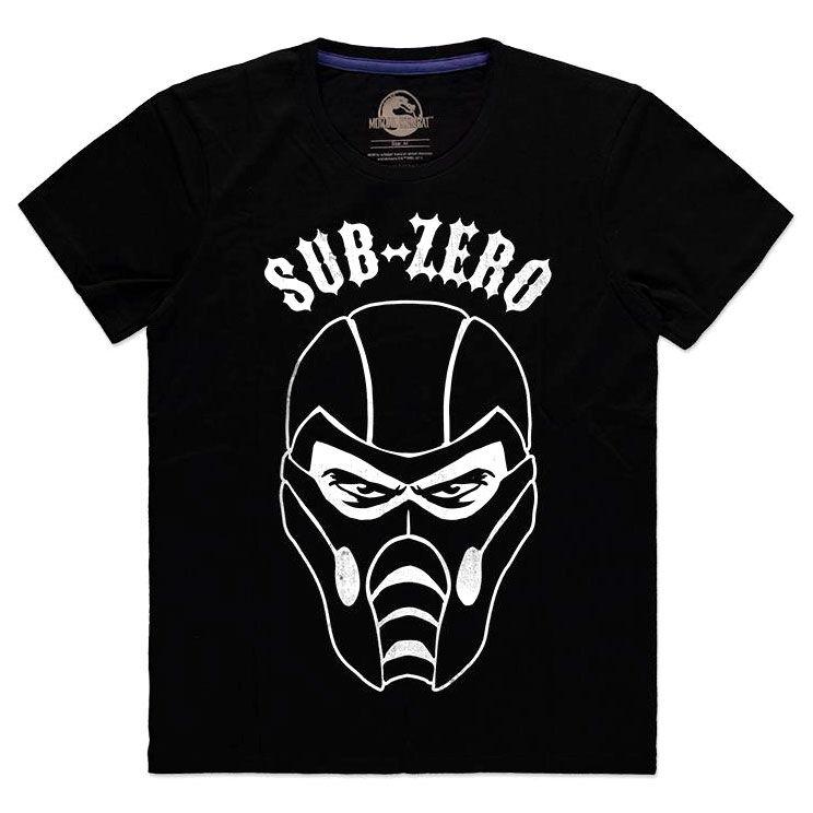 Camiseta Scorpion Mortal Kombat 8718526347401