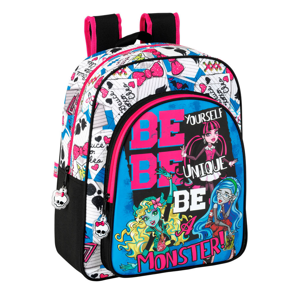 Mochila mediana Monster High Be Yourself