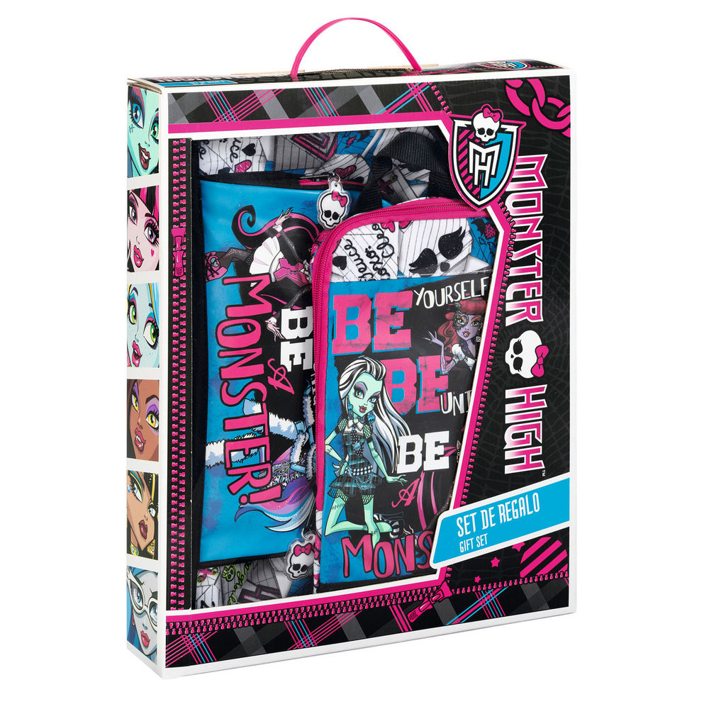 Set regalo deporte Monster High Be Yourself