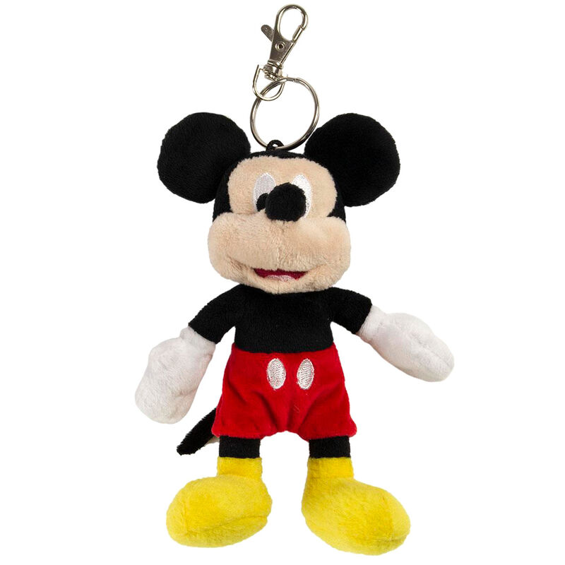 Llavero peluche Mickey Disney 18cm 8427934389575