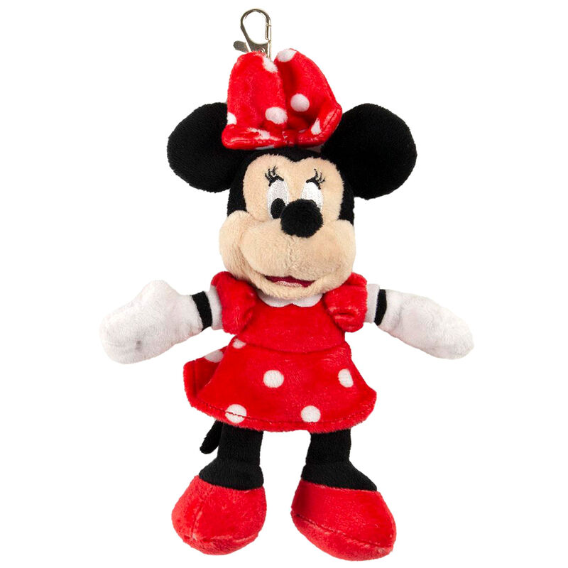 Llavero peluche Minnie Disney 18cm 8427934389599