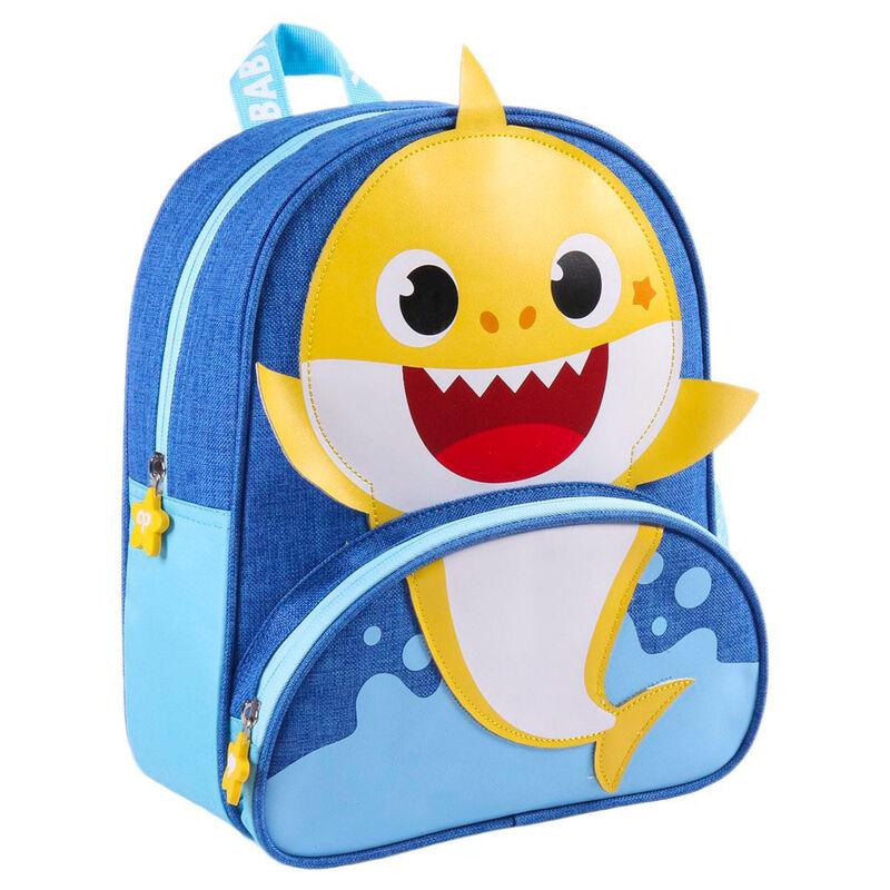 Mochila Baby Shark 30cm 8427934536801