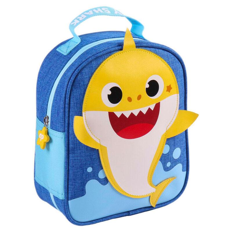 Bolsa portameriendas Baby Shark 8427934536825