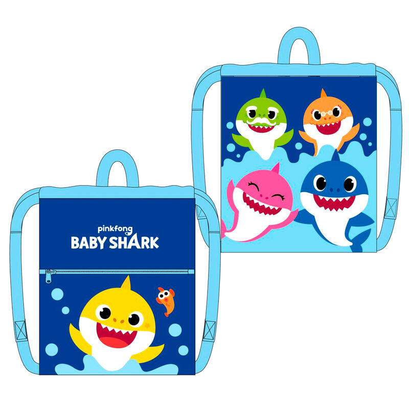 Saco Baby Shark 33cm 8427934536450