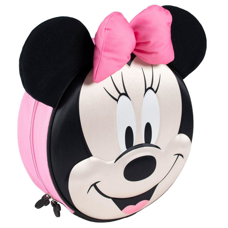 Mochila 3D premium Minnie Disney 27cm 8427934537624