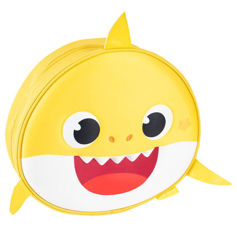 Mochila 3D premium Baby Shark 30cm 8427934537648