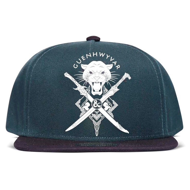 Gorra Drizzt Dungeons and Dragons 8718526125566