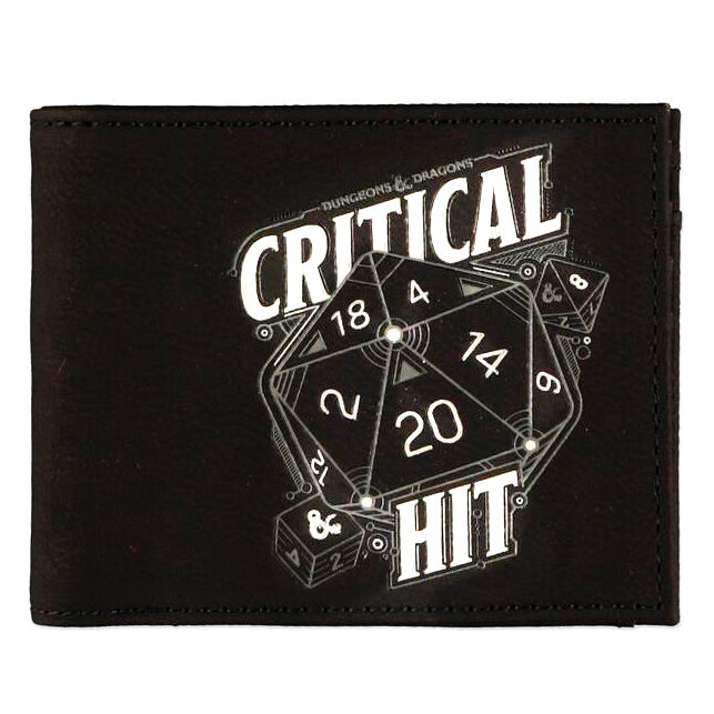 Cartera Critical Hit Dungeons and Dragons 8718526125542
